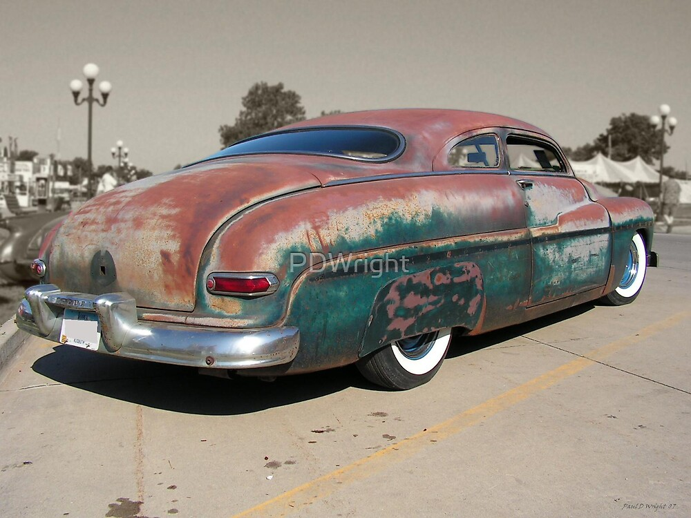 Natural 49 Mercury by PDWright