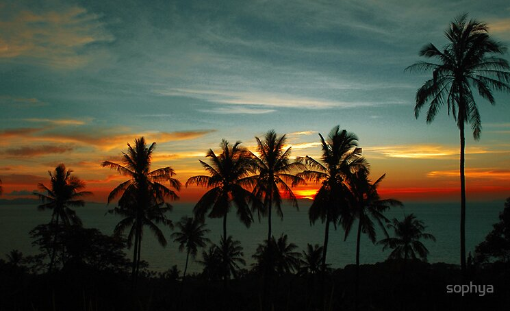 Senggigi Beach by sophya