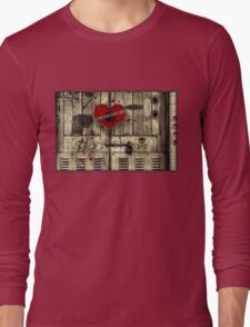 And All That Could Have Been Long Sleeve T-Shirt