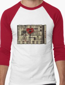 And All That Could Have Been Men's Baseball ¾ T-Shirt