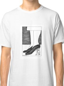 Shoe and heel Classic T-Shirt