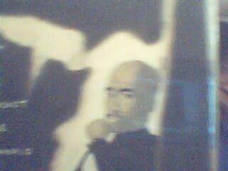 """ Pac"" by John Ruffins"