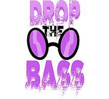 DJ Pon-3: Drop the Bass Photographic Print