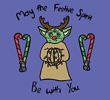 May the Festive Spirit be with You by RedPandonite