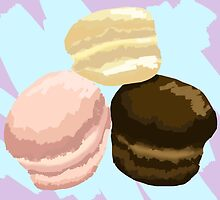 Macarons by dead-wolfwood