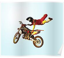 My Bike Brings Me In The Sky: I Can Fly! Poster