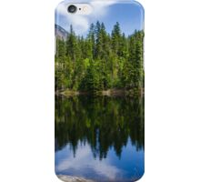 Country life Echo lake  iPhone Case/Skin
