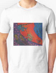 Warm World Unisex T-Shirt