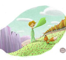 The little prince by davidpavon