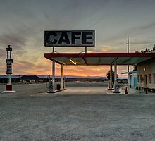 Roys Cafe  by Rob Hawkins