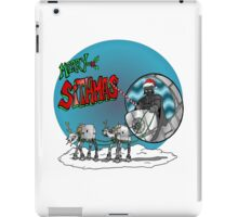 Merry Sithmas iPad Case/Skin