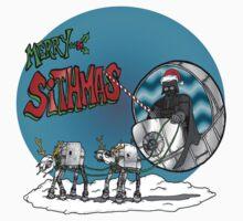 Merry Sithmas Kids Clothes