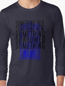 Doctor Who - TARDIS Rhyme  Long Sleeve T-Shirt