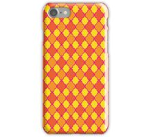 Summer Quatrefoil iPhone Case/Skin