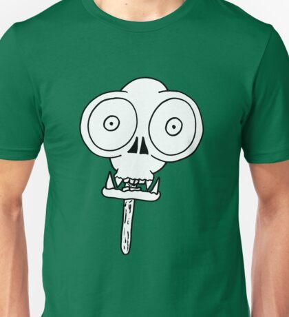 THE MONKEY SKULL LOLLY Unisex T-Shirt