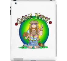 The Original Hippie iPad Case/Skin