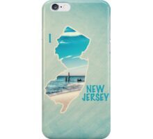 I Love New Jersey iPhone Case/Skin