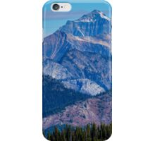 The Monashee Mountains iPhone Case/Skin