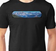 The Monashee Mountains Unisex T-Shirt