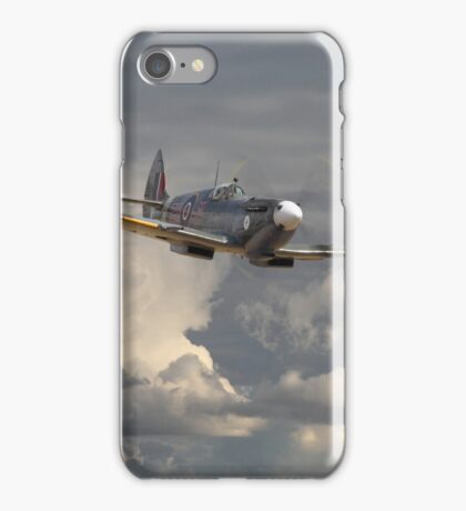 Spitfire - Strike Force iPhone Case/Skin