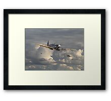 Spitfire - Strike Force Framed Print
