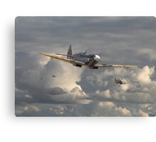 Spitfire - Strike Force Canvas Print