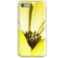 Yellow daisy iPhone Case/Skin