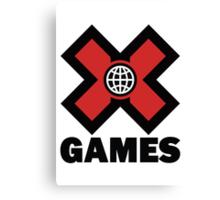 X-Games Canvas Print