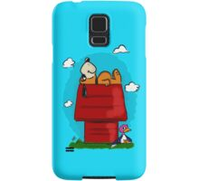 Duck Hunt\Snoopy Samsung Galaxy Case/Skin