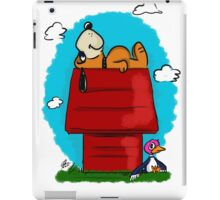 Duck Hunt\Snoopy iPad Case/Skin