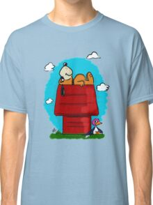 Duck Hunt\Snoopy Classic T-Shirt