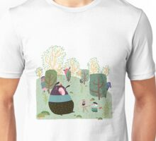Painting Monster Unisex T-Shirt