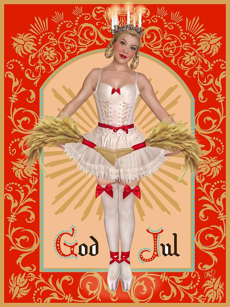 God Jul! by caseycastille