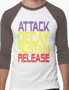 ADSR 1 Men's Baseball ¾ T-Shirt