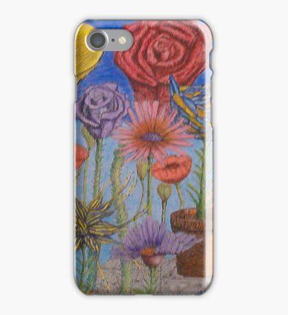 Ilonas' Garden iPhone Case/Skin