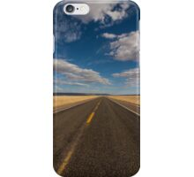 Highway to Nowhere  iPhone Case/Skin