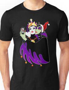 Wicked Christmas Selfie Unisex T-Shirt
