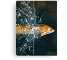 High Speed Canvas Print