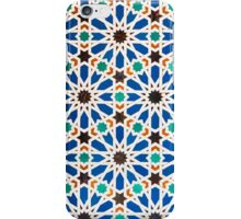 Seville Mosaic - totes, cases, prints iPhone Case/Skin