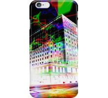 Memphis Magic 2-the Peabody iPhone Case/Skin