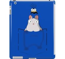 Bohy, are my arms tired! iPad Case/Skin