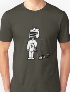 Wired In Retro Gamer Unisex T-Shirt