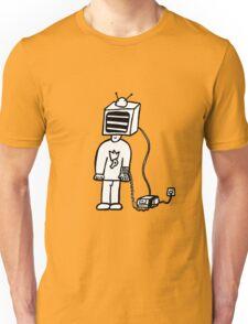 Wired In Retro Gamer Unisex T-Shirt