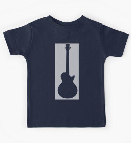 Guitar Lover Kids Tee