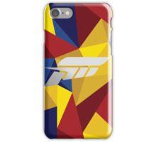 Forza polygon iPhone Case/Skin
