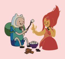 Smore's Date Kids Tee