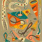 EAST OF EDEN by JazzberryBlue