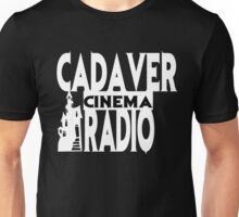 Cadaver Cinema Logo Unisex T-Shirt