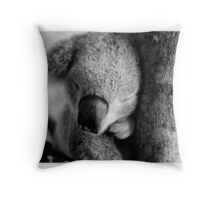 Cuddly Throw Pillow