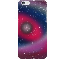 Space Galaxy Art Painting iPhone Case/Skin